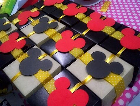 Mickey Mouse Giveaways And Souvenirs - 75 best kids party mickey images on pinterest