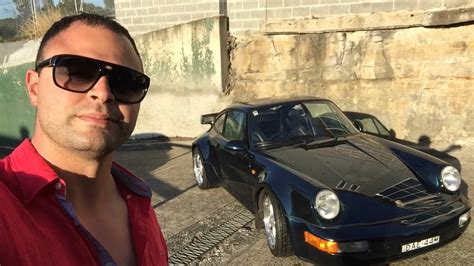 porsche bad boy bad boys porsche 911 964 turbo supercar review