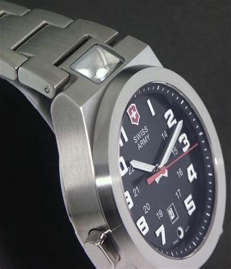 Night Vision Ii 241131   Victorinox Swiss Army Mens wrist