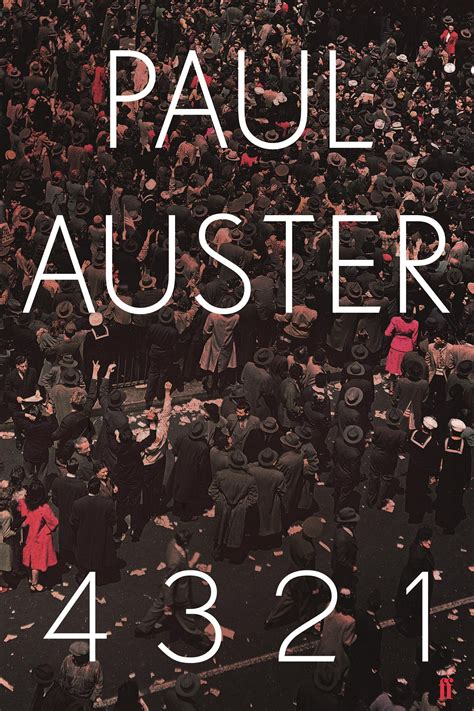 4 3 2 1 a novel books 4321 by paul auster saturday review the times the