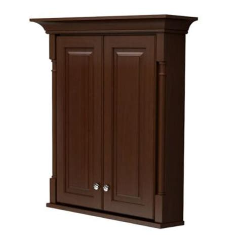 kraftmaid bathroom wall cabinets kraftmaid 27 in w x 30 in h surface mount vanity wall