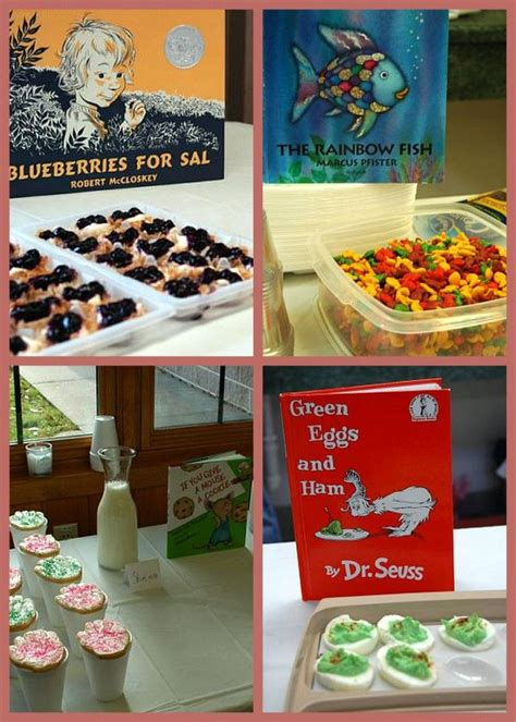 Book Themed Baby Shower Food by Book Themed Baby Shower Snacks Ideas
