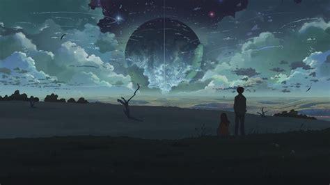 5 centimeters per second anime 5 centimeters per second