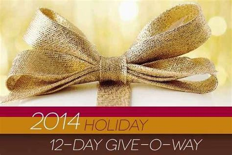 The 12 Day Giveaway Oprah - oprah s 12 day give o way sweepstakes 2014 sweepstakesbible
