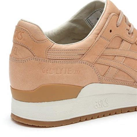 Asics Gel Lyte Iii Vegetable asics gel lyte iii quot made in japan quot leather