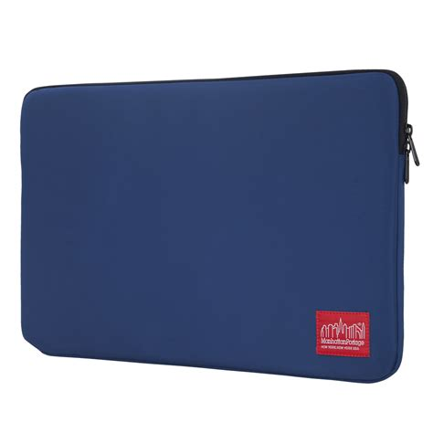 manhattan portage macbook pro nylon laptop sleeve 15 in