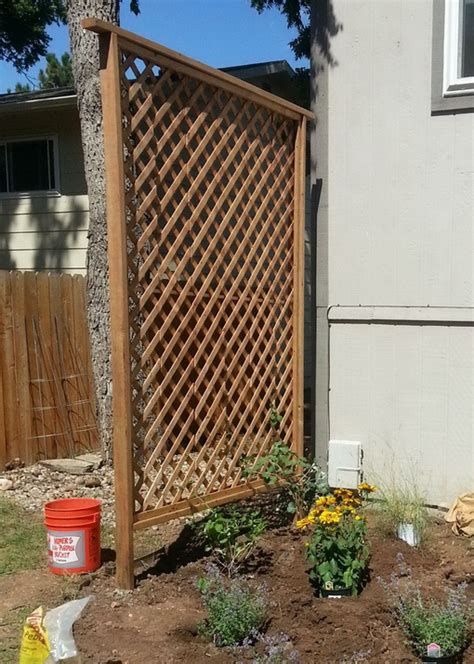 backyard trellis designs 15 inspiring diy garden trellis ideas for growing climbing