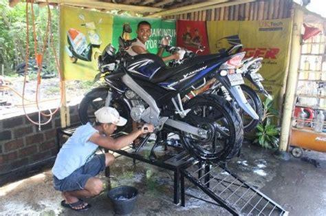 Gambar Dan Mesin Cuci Motor peluang usaha cuci motor modal kecil dan analisa usahanya pengusahasukses
