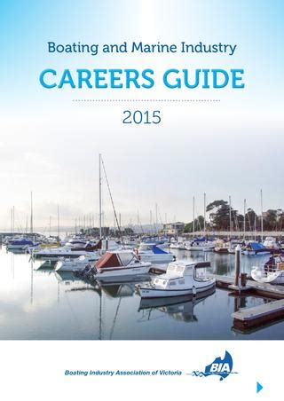 boating license victoria boating marine industry careers guide by boating
