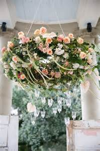 floral chandeliers wedding wednesday floral chandeliers flirty fleurs