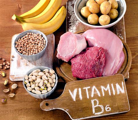 vit b6 alimenti vitamin b6 pyridoxine deficiencies benefits facts