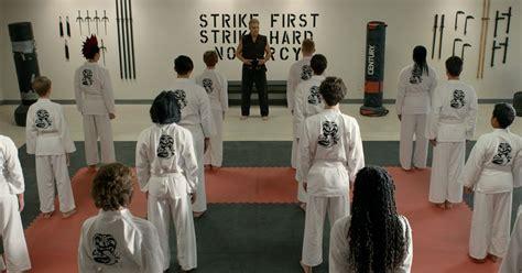 cobra kai season  review  comeback worthy   karate