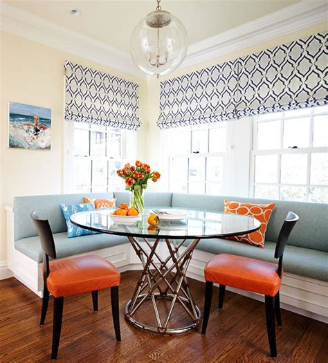 Banquette Seating Kitchen by Smart Beautiful Kitchen Banquettes Traditional Home