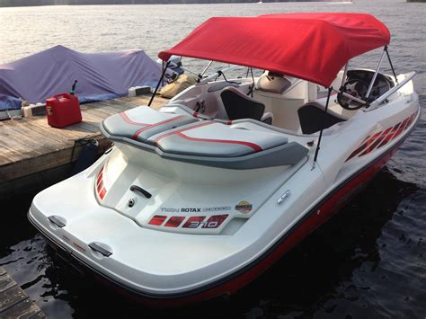lancha jet boat sea doo a venda sea doo speedster 200 2005 for sale for 14 500 boats