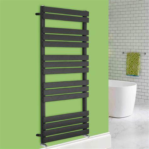 heated towel rail radiator bathroom designer flat panel bathroom heated towel rail radiator