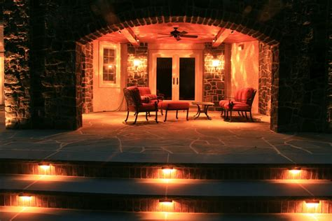High End Outdoor Lighting High End Landscape Lighting By Borsello Landscaping
