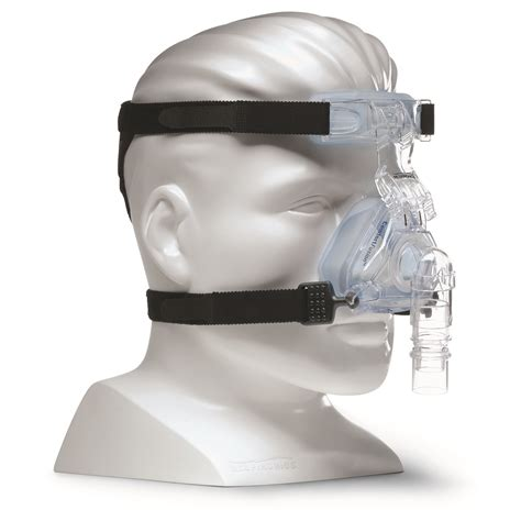 comfortable cpap mask comfortfusion nasal cpap mask and headgear fitpack