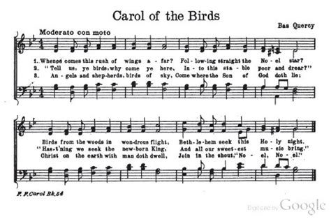 the birds carol iboo classics books whence comes this of wings