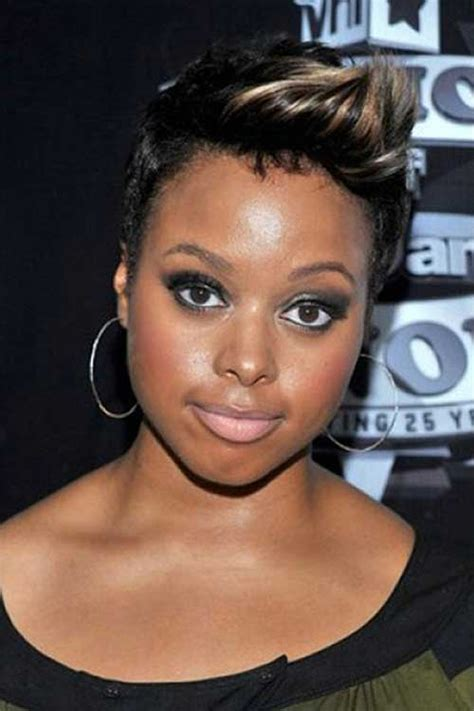 short african american haircuts for a full face 1000 images about short hot and spicy hairstyles on
