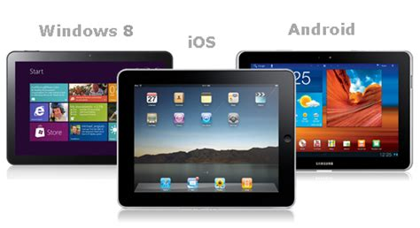 android vs windows tablet apple 2 android tablet oder windows 8 tablet pc kaufen