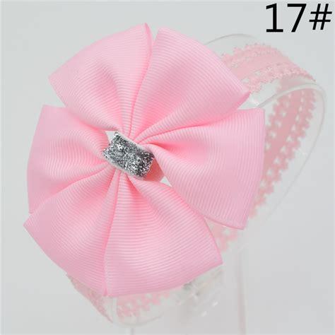 aliexpress buy children newborn beautiful ribbon aliexpress buy baby hair bowknot ribbon