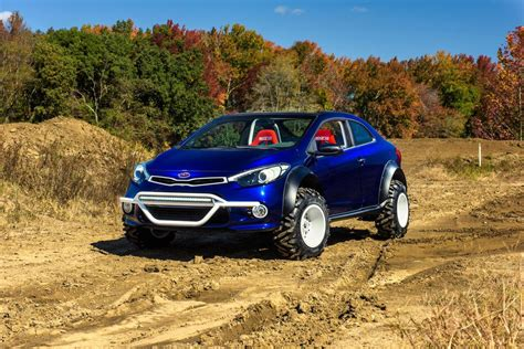 Kia Road 2016 Kia Forte Koup Mud Bogger Conceptcarz