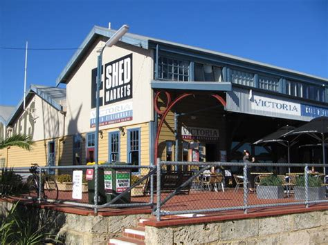 Fremantle E Shed by E Shed Markets Fremantle Australia Top Tips Before You