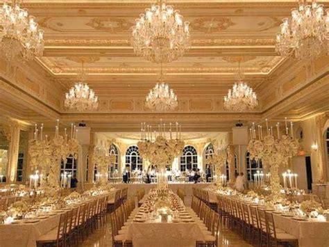 trump house inside mara largo in palm beach banquet room donald trump home