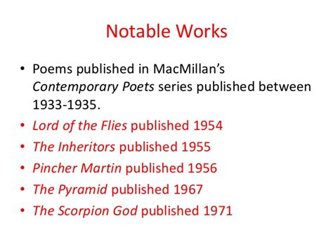 themes in lord of the flies and macbeth lord of the flies by william golding overciew ppt