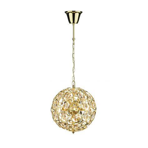 Crystal Lighting To Buy Gold Globe Pendant Light Gold Pendant Light