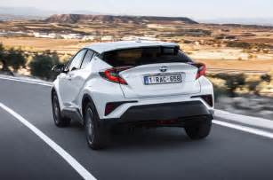 Toyota s rival to the nissan qashqai is interesting to look at and