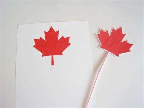 canadian crafts for how to decorate for canada day with easy family crafts