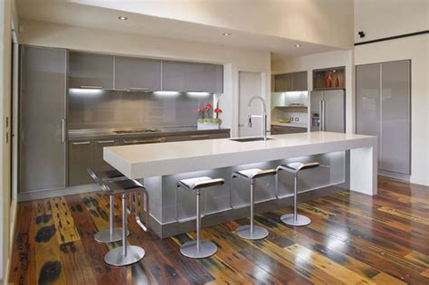 modern island kitchen modern kitchen designs that will rock your cooking world