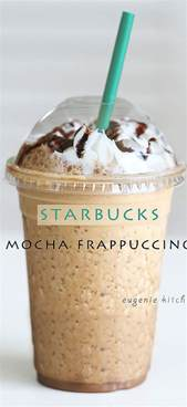 how to make a frappuccino at home starbucks mocha frappuccino at home copycat recipe