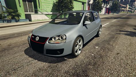 Golf Auto Gta 5 by Grand Theft Auto 5 Quot 2006 Volkswagen Golf Gti V Add On
