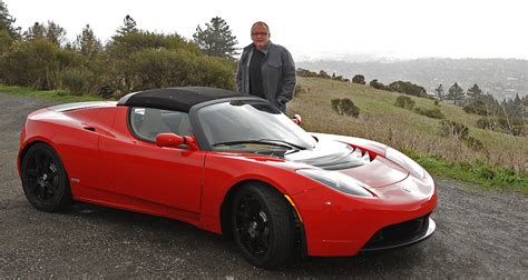 Tesla Lotus Tesla Extends Deal With Lotus To Supply Roadsters Until