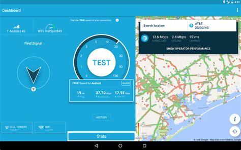 test wi fi cartes 3g 4g wifi et test de vitesse applications
