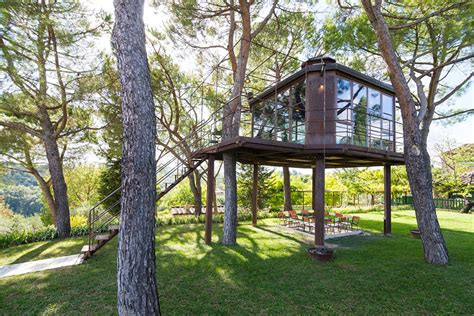modern tree house modern treehouses childhood turned into a luxury getaway