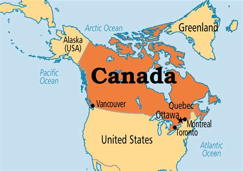 map of the world canada canada on map of world derietlandenexposities