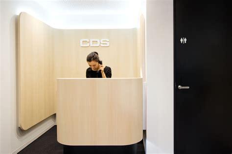 Narrow Reception Desk Gallery Of Cds Offices Bakoko 13