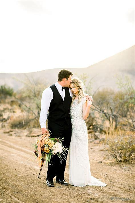 edgy desert wedding ideas southern california wedding