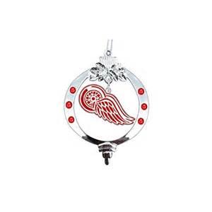 detroit wings ornaments detroit wings tree ornament wings tree ornament