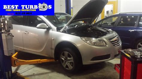 vauxhall insignia turbocharger reconditioned west midlands