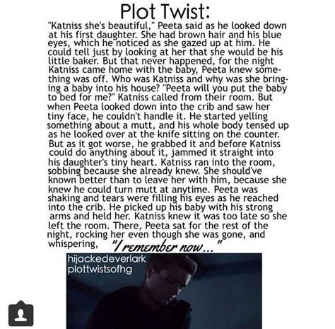 the hunger plot twist by for my thought on whaaat nooooooooo the hunger