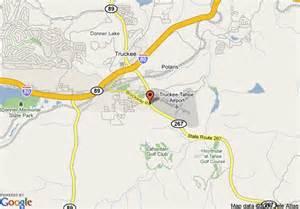 truckee california map map of hton inn suites tahoe truckee ca truckee