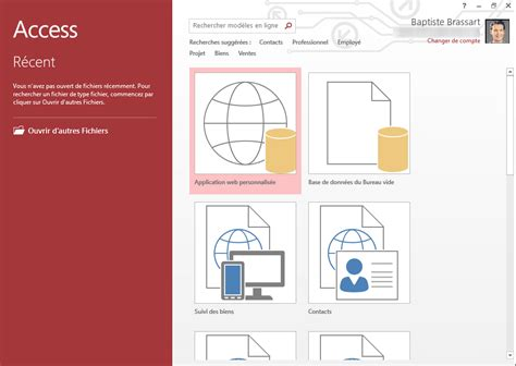 Microsoft Access 2013 Download Free Microsoft Access Templates 2010