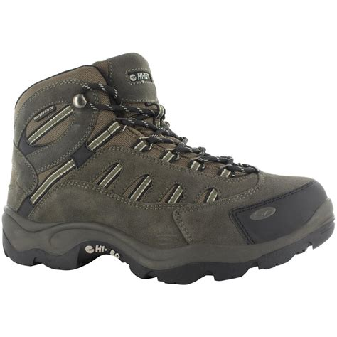 hi tec shoes hi tec bandera s mid hiking boots waterproof 665196