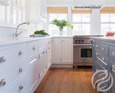Kitchen Oven Window Stove Below Window Transitional Kitchen