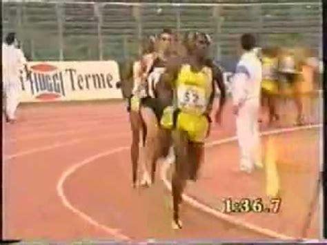 Mile Records by 1 Mile World Record 3 43 13 Hicham El Guerrouj