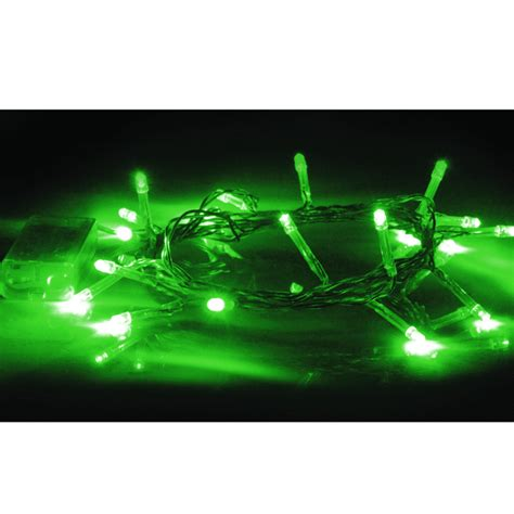 green led string lights 20 battery powered connevans